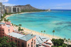 Bãi biển Waikiki, biểu tượng của Hawaii sẽ bị đại dương nhấn chìm trong 20 năm nữa