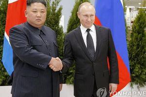 Thượng đỉnh Nga-Triều: Ông Putin gây bất ngờ khi 'đến sớm' gặp ông Kim