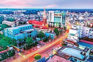 Thành lập TP Long Khánh thuộc tỉnh Đồng Nai