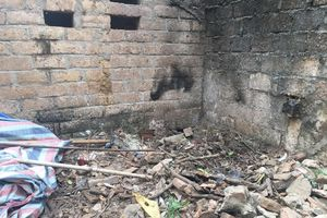 Bác rể sát hại cháu trai ở Hà Nội: Thi thể nạn nhân được buộc trong bao tải, giấu trong đống gạch