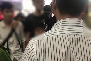 Hà Nội lại có thêm một vụ sàm sỡ... ngoài thang máy