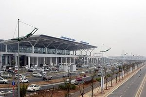 Sân bay Nội Bài sẽ nâng công suất từ 80-100 triệu khách/năm