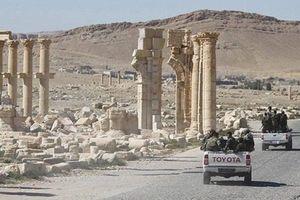 Syria: IS đang lên kế hoạch chiếm lại thành phố Palmyra từ SAA