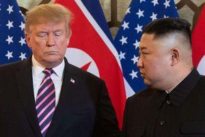 Ông Kim Jong Un cáo buộc Mỹ 'hai mặt' trong đàm phán ở Hà Nội