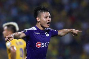CLB Hà Nội được xóa án thi đấu trên sân không khán giả