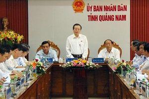 Quảng Nam cần đẩy mạnh phát triển kinh tế biển