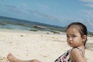 CĐM thổn thức vì con gái của 'mỹ nhân đẹp nhất Philippines' quá yêu