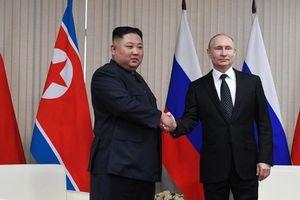 Thấy gì qua chuyến thăm Nga của ông Kim Jong-un?