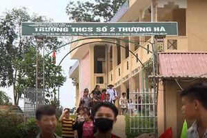 Vụ thầy giáo bị 'tố' làm học sinh lớp 8 mang thai ở Lào Cai: Bất ngờ trước gia cảnh của người thầy