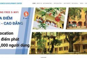 Google thử nghiệm cung cấp Wifi miễn phí tại một số trường đại học của Việt Nam