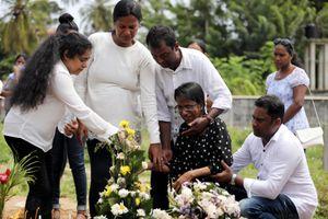 Số người thiệt mạng trong vụ đánh bom Sri Lanka giảm hơn 100