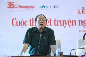 Phát động cuộc thi viết truyện ngắn 'Làng Việt thời hội nhập'