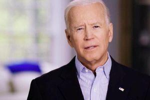 Cựu Phó tổng thống Mỹ Biden chính thức nhập cuộc đua vào Nhà Trắng