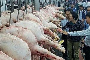 TPHCM bổ sung các biện pháp ứng phó với dịch tả lợn châu Phi