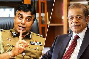 Bộ trưởng Quốc phòng Sri Lanka từ chức
