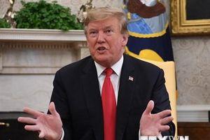 Tổng thống Mỹ: Điều tra Nga can thiệp bầu cử là 'âm mưu đảo chính'