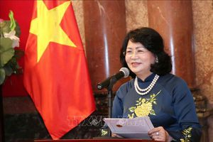 Phó Chủ tịch nước dự kỷ niệm 40 năm công nhận Di tích lịch sử Quốc gia đặc biệt Côn Đảo