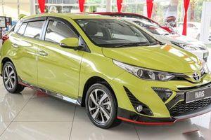 Cận cảnh Toyota Yaris 2019 tại Malaysia giá từ 406 triệu đồng