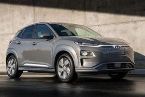 Top 10 xe điện giữ giá nhất khi bán lại: Hyundai Kona Electric góp mặt