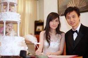 Châu Huệ Mẫn và cuộc hôn nhân 10 năm với người chồng ngoại tình