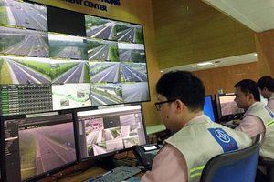 Giao thông thông minh trên cao tốc hiện đại
