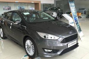 Giảm giá tới 80 triệu đồng, doanh số Ford Focus tăng đột biến