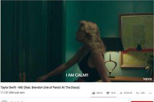 Vừa mới comeback, Taylor Swift chính thức 'đánh sập' con số này của BTS