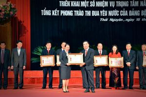 Thái Nguyên: Doanh nghiệp Thái Hưng quan tâm chăm lo, bồi dưỡng nguồn nhân lực