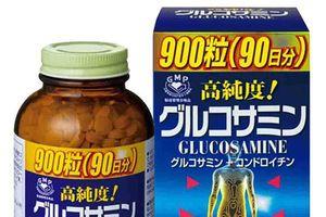 Cẩn trọng với thuốc glucosamine giả