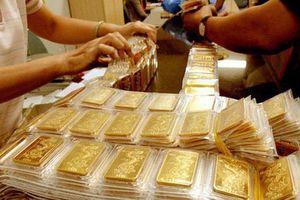Giá vàng vẫn trụ vững