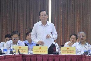Bộ trưởng Đào Ngọc Dung: 'Đánh giá cụ thể, chặt chẽ khi xây dựng các dự án luật, pháp lệnh sửa đổi'