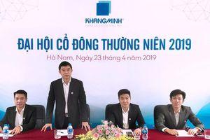 Khang Minh tái cấu trúc, đưa Conslab Thạch Anh trở thành sản phẩm chiến lược