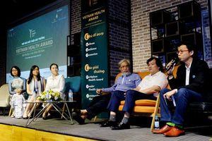 Việt Nam có giải thưởng vì sức khỏe doanh nghiệp và cộng đồng