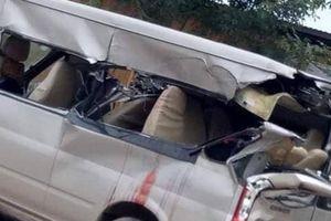 Hai ô tô đâm nhau, 1 người tử vong