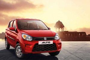 Bất ngờ với xe giá rẻ Suzuki Alto 100 triệu đồng