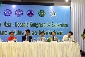 Việt Nam đăng cai tổ chức Đại hội Quốc tế Ngữ Châu Á-Châu Đại Dương