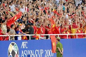 Khi nào Việt Nam tổ chức được vòng chung kết châu lục?
