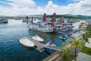 Cảng tàu khách du lịch quốc tế Tuần Châu đón 10 nghìn lượt khách mỗi ngày