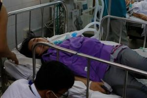 Công nhân bị ngộ độc khí gas ở Cần Thơ: Chạy được ra ngoài rồi xỉu