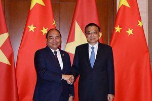 Thủ tướng Nguyễn Xuân Phúc dự Diễn đàn cấp cao hợp tác quốc tế 'Vành đai và Con đường' tại Trung Quốc