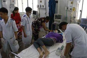 25 công nhân nhập viện ở Cần Thơ do rò rỉ khí gas