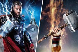 Ngoài Thor, nhân vật nào có thể nhấc được búa thần Mjolnir?