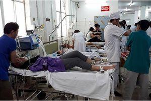 Cân Thơ: Ngộ độc khí gas, 25 công nhân nhập viện