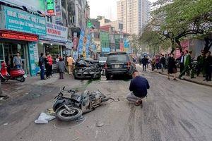 16 người chết vì tai nạn giao thông trong ngày đầu nghỉ lễ 30/4-1/5