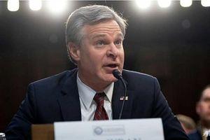 Giám đốc FBI chỉ trích hoạt động gián điệp kinh tế của Trung Quốc