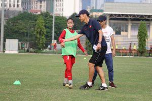 VFF nhờ chuyên gia Nhật phát triển bóng đá nữ