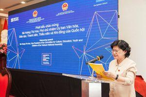 Việt Nam có tiềm năng to lớn để phát triển công nghiệp văn hóa