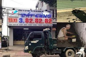 Văn phòng taxi Đất Cảng bị khủng bố 'bom bẩn'