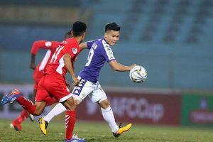 Vòng 7 V-League: Hàng Đẫy thoát án phạt, Hà Nội FC tự tin đoạn lại ngôi đầu