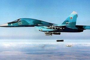 Phiến quân Syria 'đánh hụt' căn cứ Hmeimim, chiến đấu cơ Nga dội bom 'trả thù'